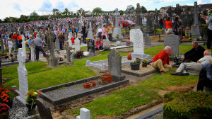 Patron At St Marys Cemetry Enniscorthy